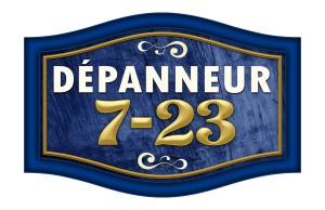 DÉPANNEUR 7-23